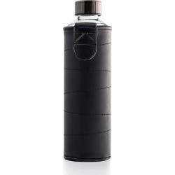 EQUA Μπουκάλι Mismatch Faux Leather Graphite - 750 ml
