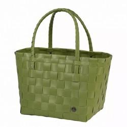 Paris Shopper Bag-Olive