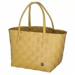 Paris Shopper Bag- Mustard