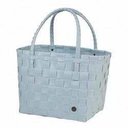 Paris Shopper Bag- Pastel Blue