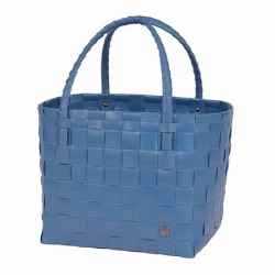 Paris Shopper Bag-Royal Blue