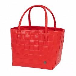 Paris Shopper Bag- Red