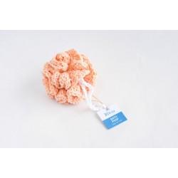 Reusable bath pouf-Σομόν