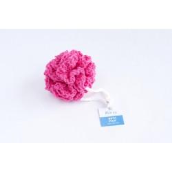 Reusable bath pouf-Φούξια