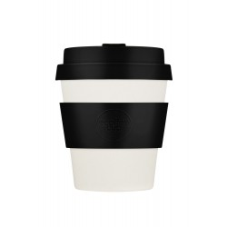 Ecoffee cup Black Nature Bamboo Cup 175ml-xsmall