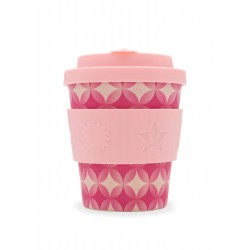 Ecoffee cup for kids - Round in Yurkits Bamboo Cup 250ml