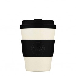 Ecoffee Bamboo Cup Black Nature 340 ml