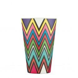 Ecoffee Bamboo Cup Zag in Memorium 400ml