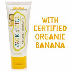 Jack n' Jill natural Calendula Banana Flavour 50g