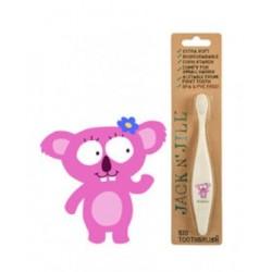 Jack n' Jill Kids Toothbrush Bio compostable and biodegradable - Coala