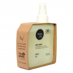 Laouta Natural Products Glowing Sun Mist SPF 30 - 200ml - Σύκο
