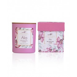 Alia Skin Moisturizing Candle – Ιδανικό για μασάζ σώματος