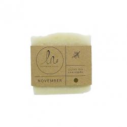 """LN Handmade Soap November """"Olive"""" 110gr"""