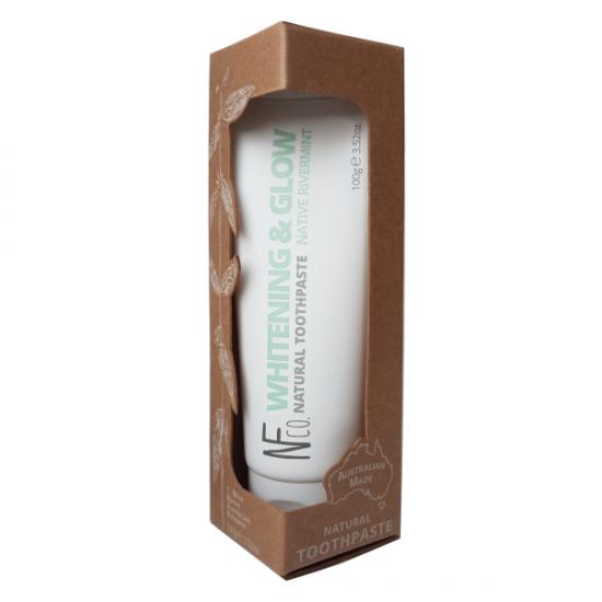 NFCO - Φυσική οδοντόκρεμα για λεύκανση και λάμψη 100g