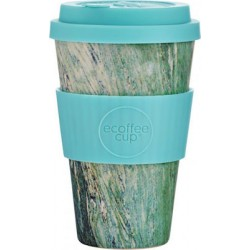 Ecoffee cup Marmo Verde Bamboo Cup 400ml